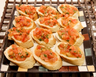 Bruschetta, Bruschetta Recipe, Simple Bruschetta Recipe, Vegetarian Meals, Best Bruschetta Recipe,